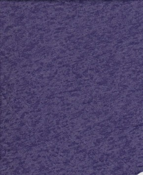 Burnout Jersey- Purple  on Cotton Poly Lycra Jersey