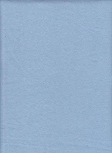 Baby Blue Cotton Lycra Jersey