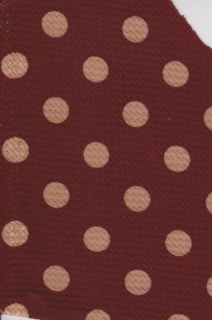 Brown Dots on Wine Liverpool