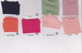 Bubble Crepe Color Cards 3