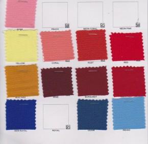 Bubble Crepe Color Cards 2