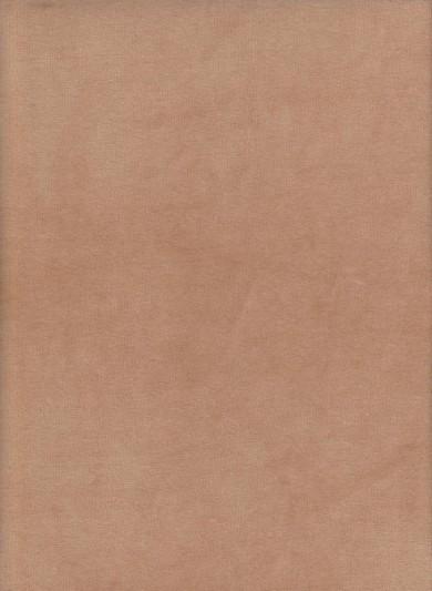 CAMEL  Cotton Poly Velour