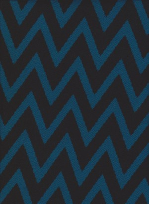 Checker - Teal  and Black on Liverpool