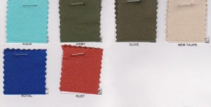 Double Brushed  Poly Lycra Solid Colors 2