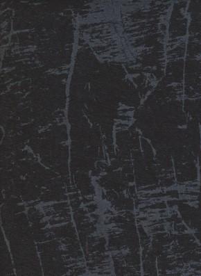 Faux Denim  Black  with Graffti