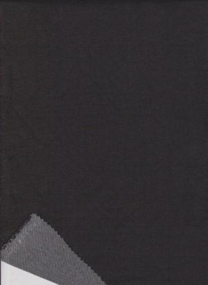 Faux Denim  KNIT- Black