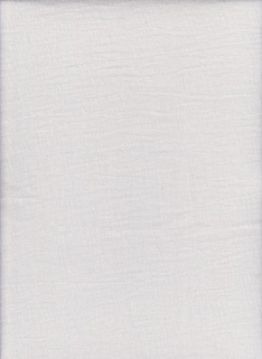 GAUZE Crinkled - Ivory Cotton