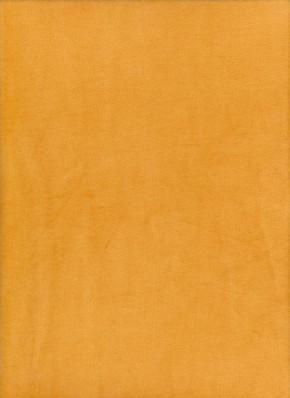 GOLD YELLOW Cotton Poly Velour
