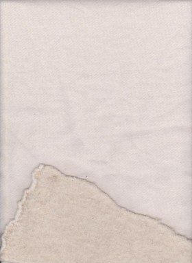 Hemp-Organic Cotton Fleece ( Nature Color)