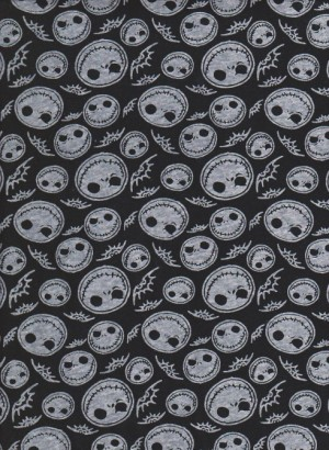 Jack Skeleton is on Black Cotton Lycra Jersey