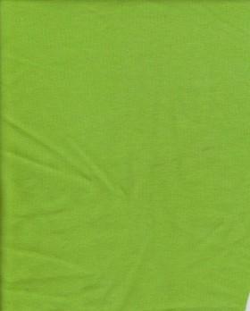 LIME Cotton Lycra Jersey Knit