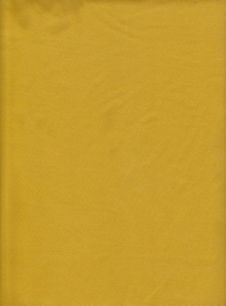 Mustard  Double Brushed Poly Lycra