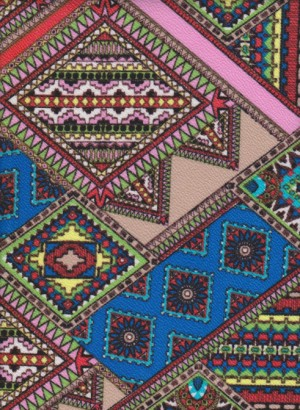 Patchy Ethnic Print Liverpool