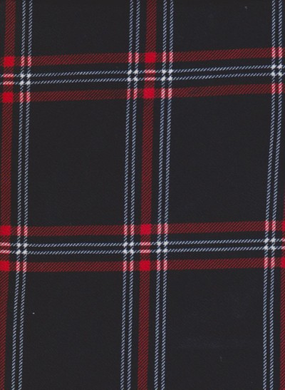 PLAIDS Navy, Red,White on Liverpool