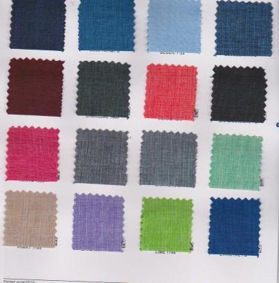 2 TONE POPLIN Colors 1