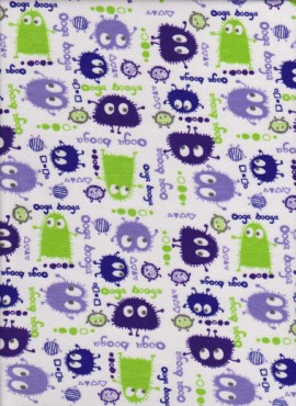 Purple Lime OOga Booga -PRINT PUL
