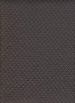 Quilt Knit- CHARCOAL Cotton Lycra
