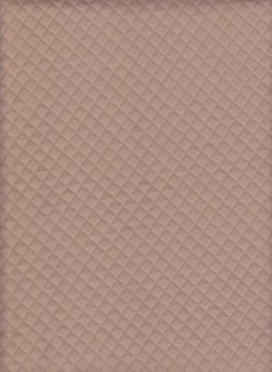 Quilt Knit- KHAKI Cotton Lycra