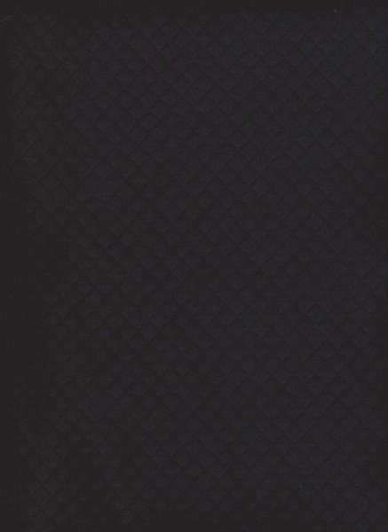 Quilt Knit- BLACK