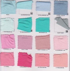 Rayon Lycra  Jersey- 200 GSM- Colors - Page 1