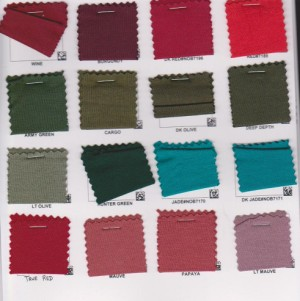 Rayon Lycra  Jersey- 200 GSM- Colors - Page 5