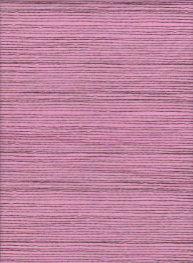 Rose Pencil Stripe Cotton