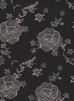 Roses on Black Liverpool