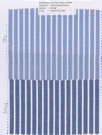 Tencel Stripe Colors