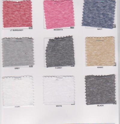 TRI-BLEND Knit Colors1