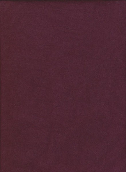 Wine  Double Brushed Poly Lycra